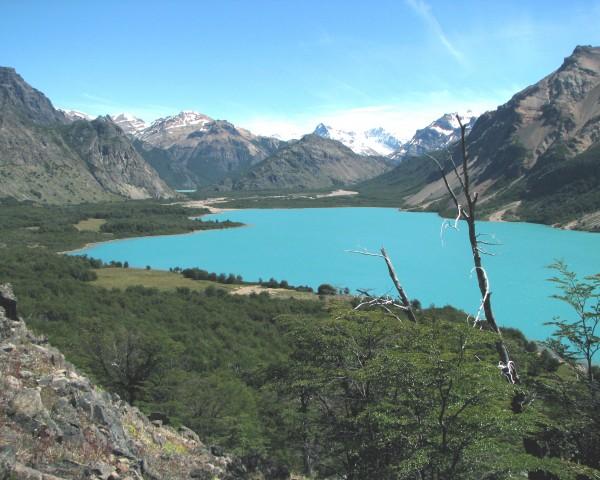 Reserva Nacional Lago jeinimeni Provincia General Carrera