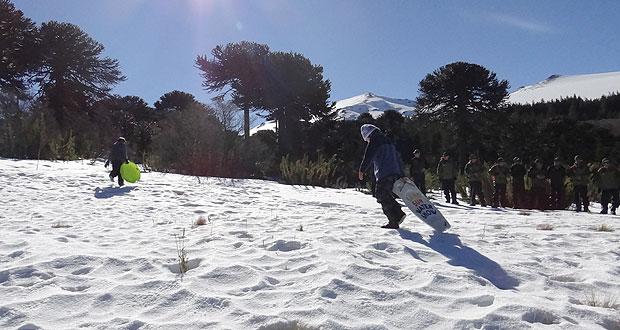 Aumenta en 28% visitación a parques y reservas de la Araucanía este invierno