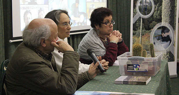 Exponen investigaciones sobre bosque nativo en zonas áridas