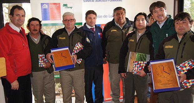Subsecretario de Agricultura encabezó ceremonia del Dia del Guardaparque