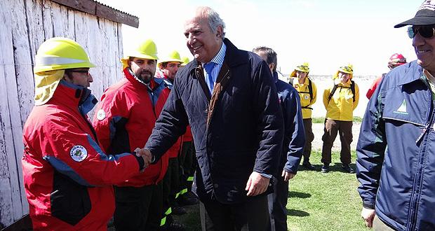 Por primera vez CONAF tendrá cobertura regional para prevenir incendios forestales