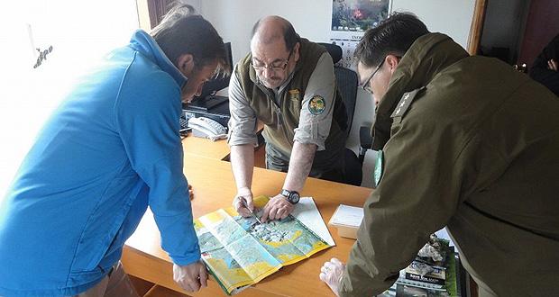Guardaparques argentinos se suman a búsqueda de turista extraviado en Parque Nacional Torres del Paine