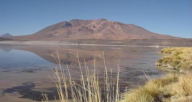 Humedal de Aguas Calientes.