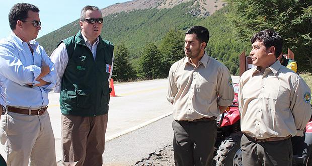 Dos Guardafaunas recorrerán la Carretera Austral con el fin de advertir a conductores la presencia del huemul