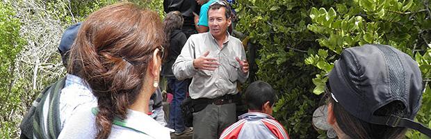 Parque Nacional Bosque Fray Jorge no atenderá el próximo jueves