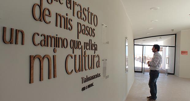Museo de los Geoglifos de Pintados, en la Reserva Nacional Pampa del Tamarugal.