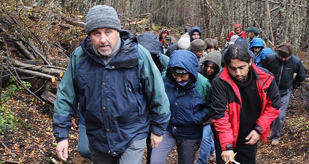 Productores realizan Día de Bosque del programa Leña de Calidad Para Aysén.