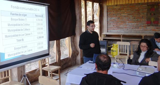 Bosque Modelo Cachapoal consolida su gestión territorial y elige nueva Directiva.