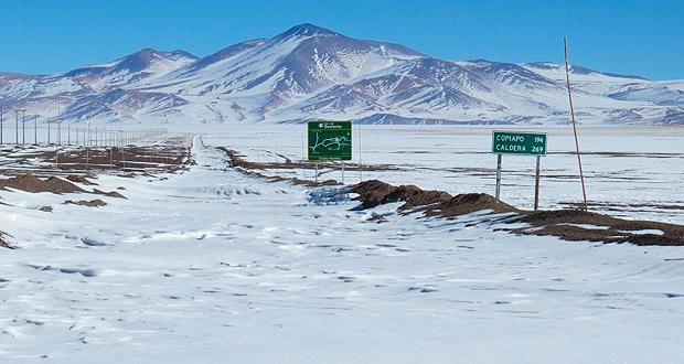 Preparan patrullajes para monitorear Parque Nevado de 3 Cruces durante invierno.