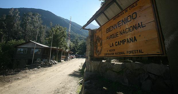 Parque Nacional La Campana.