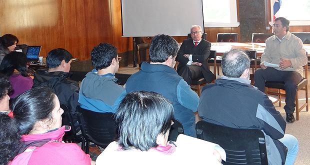 """""""Acá hay un gran cambio de la relación Estado con las comunidades indígenas, de respeto y diálogo permanente, tal como lo quiere nuestra Presidenta Michelle Bachelet"""", enfatizó el Gobernador de Osorno, Gustavo Salvo."""
