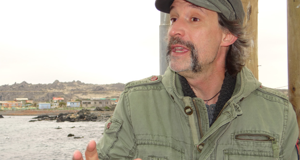 Actor Francisco Melo destaca labor de Guardaparques de CONAF.