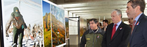 Inauguran exposición que reconoce labor de guardaparques