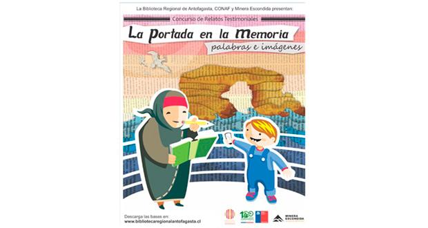 Lanzan concurso ''La Portada en la Memoria: Imagen y Palabras''