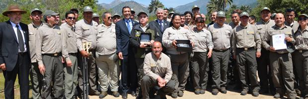 """""""Chile está entre los mejores países en conservación gracias a los guardaparques"""""""
