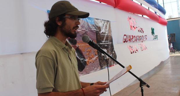 CONAF integra a la educación municipal en el Centenario de los Guardaparques.