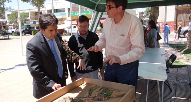 Jardín Botánico de Atacama se emplazará en el sector oriente de Vallenar y se encuentra en su etapa final de diseño.