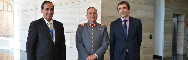 Ejército, ONEMI y CONAF firman convenio para operación de brigadas forestales de refuerzo