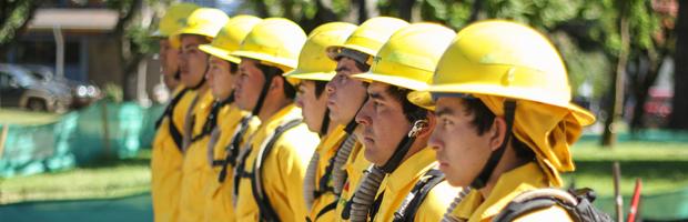 Violentos incendios en sur de Chile concentran recursos