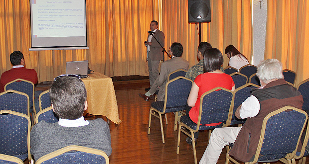 La gestión 2014 de la Corporación Nacional Forestal en la administración del Parque Nacional Laguna del Laja y de la Reserva Nacional Ralco fue entregada recientemente en Los Ángeles por el jefe provincial de CONAF Bio Bío, Rodrigo Cifuentes Alvarado.