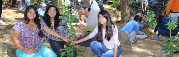 Visitantes de Reserva Nacional Nonguén celebraron Día Internacional de los Humedales