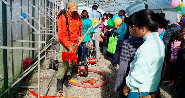 La segunda edición de la Feria Familiar Huerto Abierto en el Vivero Forestal Dorotea de Puerto Natales.
