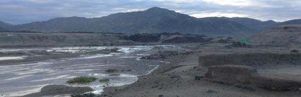 Guardaparques rescatan a 9 personas en Pan de Azúcar tras desbordarse quebrada