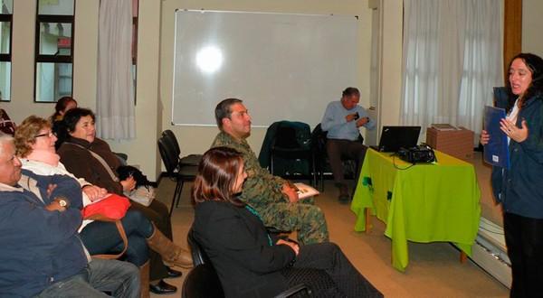 """Lanzamiento programa comunitario de arborización """"Mejoramiento y valoración de la cobertura arbórea de la ciudad de Porvenir, Provincia de Tierra del Fuego"""""""