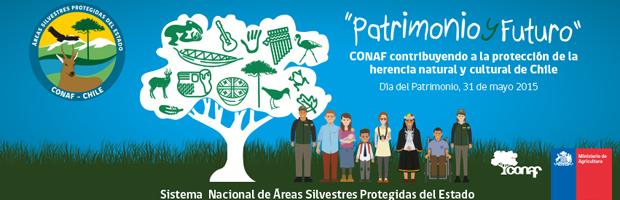 CONAF se suma al día del patrimonio liberando el pago de ingresos en parques nacionales