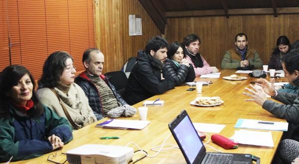 Capacitación 'Regulación de la Legislación Forestal enfocada al tema Leña'