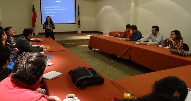 Evaluación de la temporada 2014-2015 fue presentada por CONAF en el marco de una nueva sesión del Consejo Consultivo del Parque Nacional Torres del Paine.