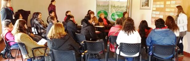 Comenzó en el Maule proceso participativo de estrategia nacional de cambio climático