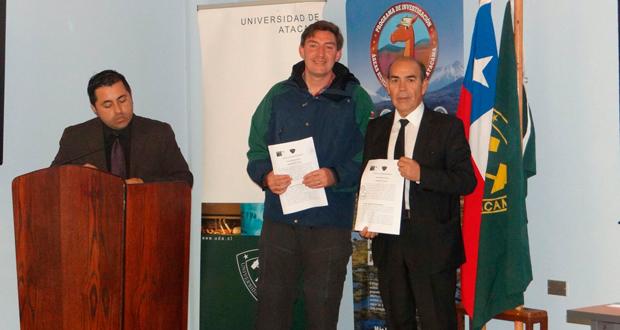 CONAF incentiva investigación al interior de los parques nacionales de Atacama