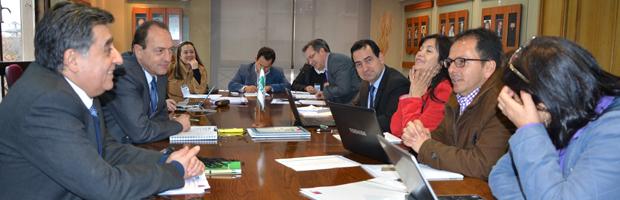 Exitosa misión de aprendizaje completaron profesionales del sector forestal de Colombia en CONAF