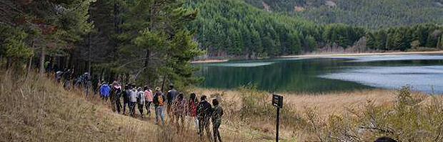 Más de 15 mil personas disfrutaron de áreas protegidas en Día del Medio Ambiente