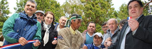Inauguran sendero de acceso universal en Parque Nacional Chiloé