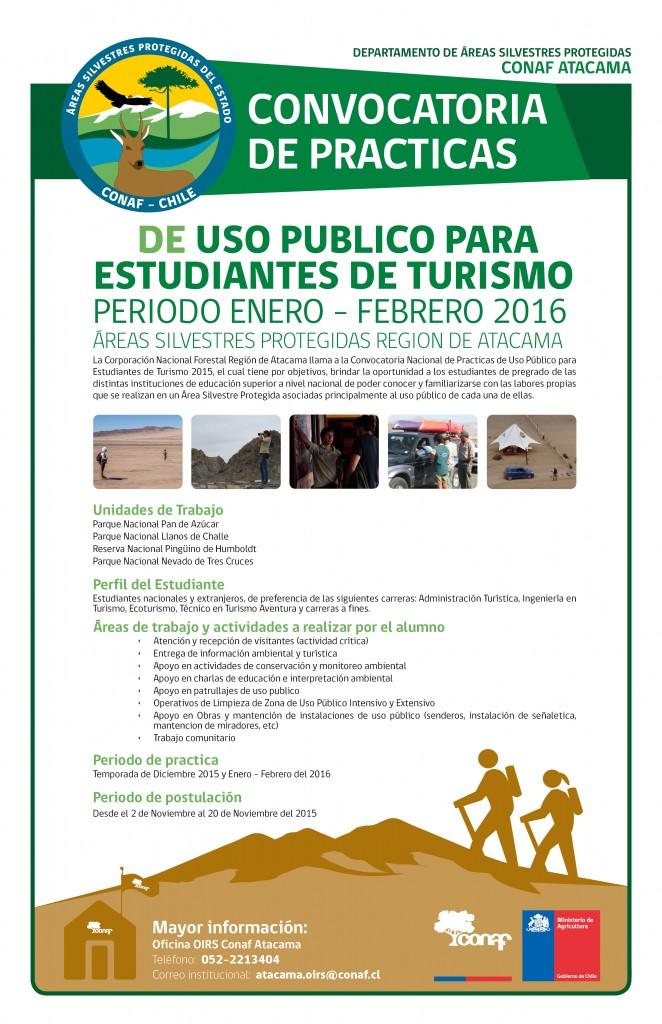 prácticas Atacama