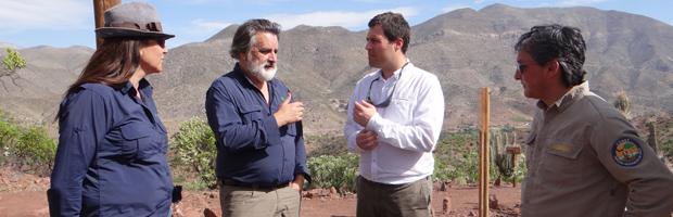 Desarrollo local y conservación son los ejes del trabajo de CONAF para áreas protegidas