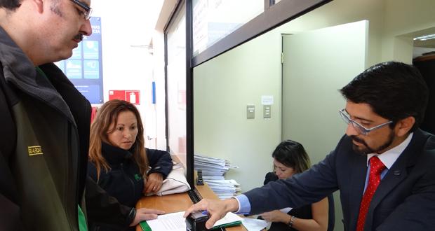 Julio Barros, director de CONAF Tarapacá, interpuso la denuncia en el Juzgado de Garantía de Pozo Almonte.