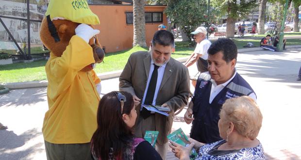 Conaf for Viveros en quillota