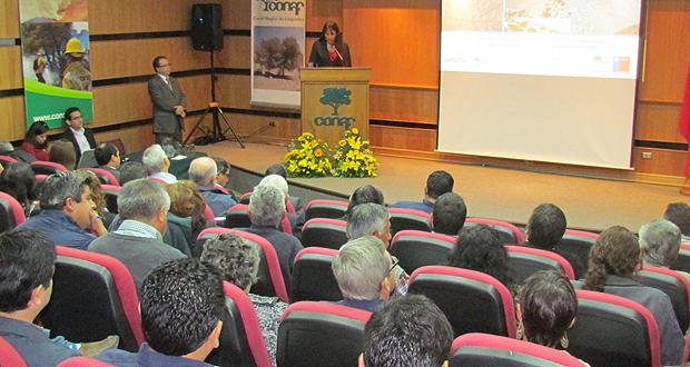En dependencias de CONAF en Coquimbo se convocaron diferentes actores interesados en aplacar este flagelo.