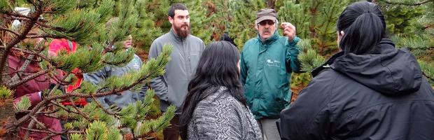 Encuentro interregional de Programa Quiero Mi Barrio culminó con jornada en Vivero Forestal de CONAF en Punta Arenas