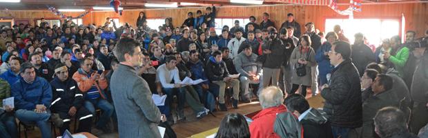 Marea roja: CONAF y su aporte a la generación de empleo