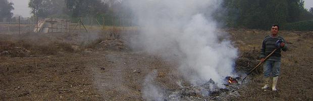 CONAF capacita a carabineros de San Antonio en fiscalización de quemas