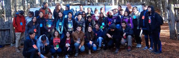 Reserva Nacional Magallanes: Aula al aire libre a pasos de Punta Arenas