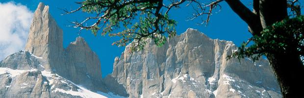 CONAF informa evacuación de accidentada en Parque Nacional Torres del Paine