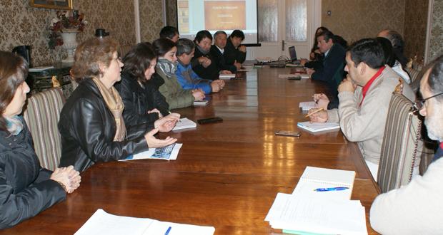 Cuarta reunión del Consejo de Certificación de Leña de O'Higgins.