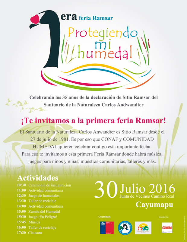 1era Feria Ramsar