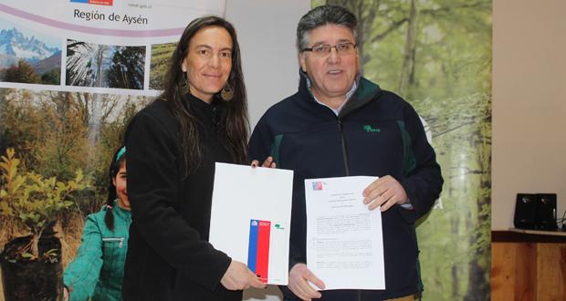 Ambas entidades mantendrán su colaboración con el fin de seguir potenciado el programa de Reforestación que los une hace más de cuatro años.