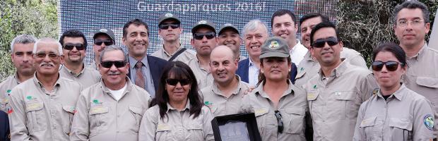 Gobierno celebra Día Nacional del Guardaparques y lo oficializa con Decreto Supremo